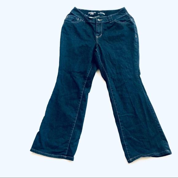 Lane Bryant Distinctively Boot Plus Size 14 Petite